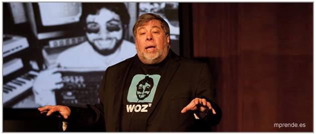 8 lecciones de Steve Wozniak, cofundador de Apple