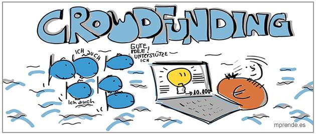 Financiarse es posible: el crowdfunding, tipos y plataformas -mprende.es