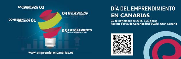 mprende.es en el Día del Emprendimiento en Canarias